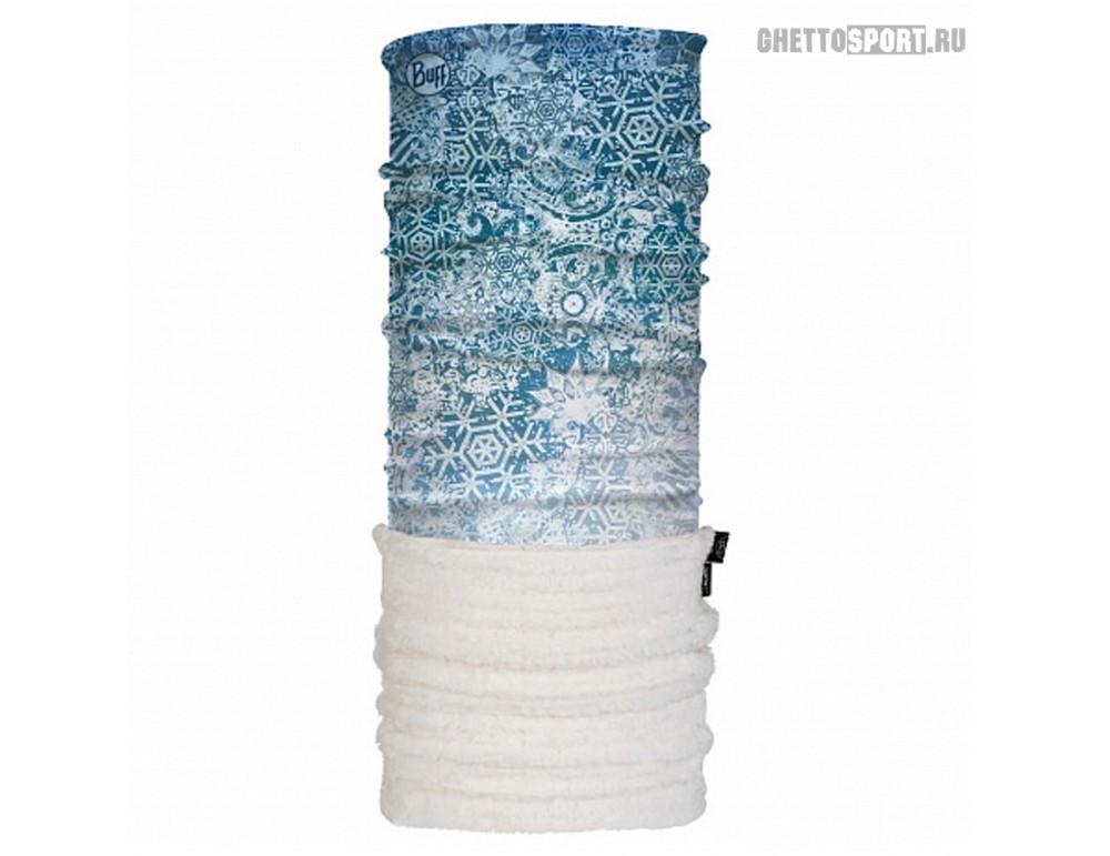 Бандана Buff 2020 Polar Thermal Fairy Snow Turquoise
