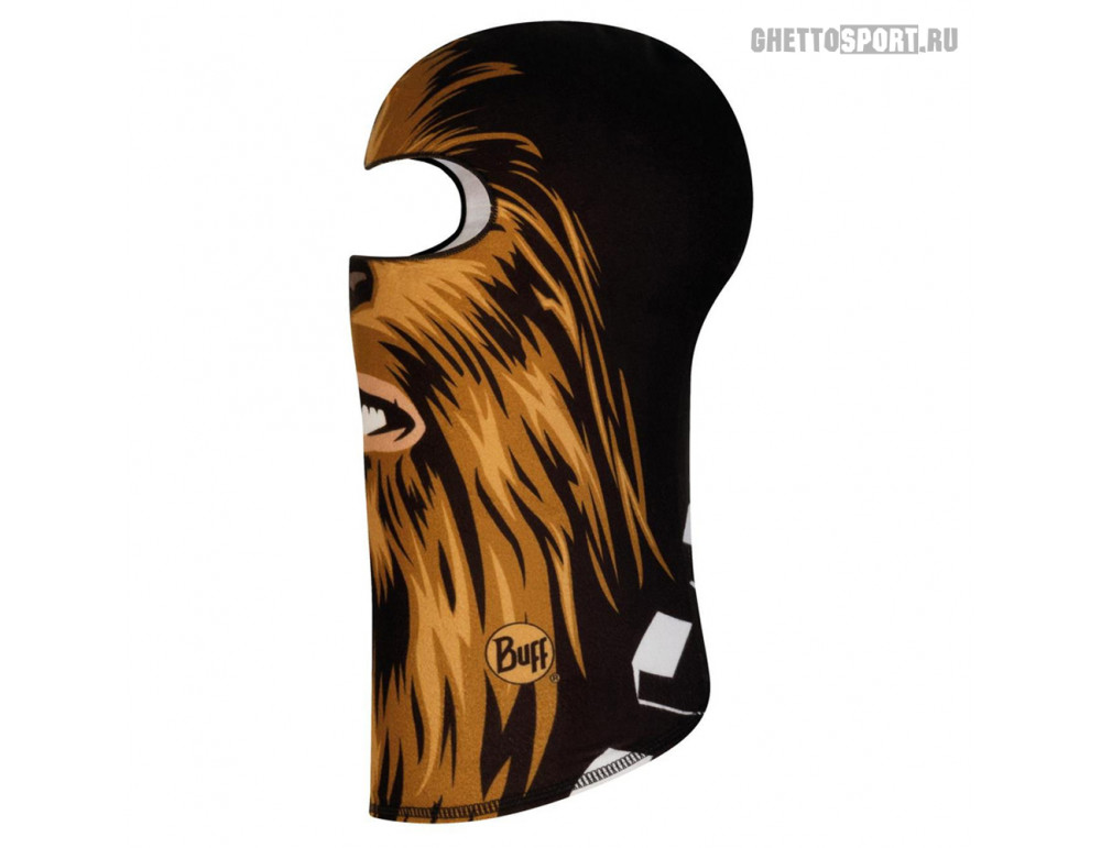 Бандана Buff 2020 Star Wars Polar Balaclava Chewbacca Brown