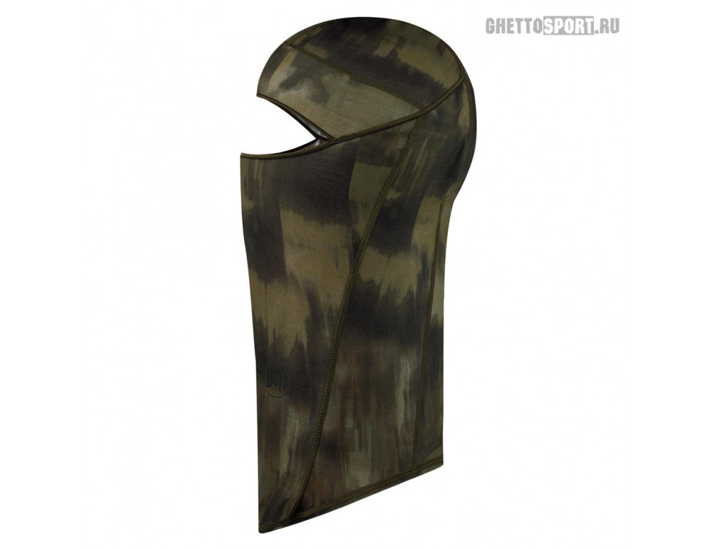 Балаклава Buff 2021 Thermonet Balaclava Itakat Bark