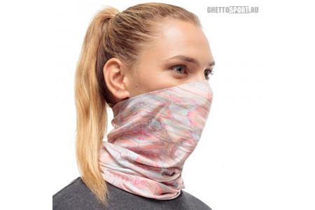 Бандана защитная Buff 2021 Filter Tube Myka Pink