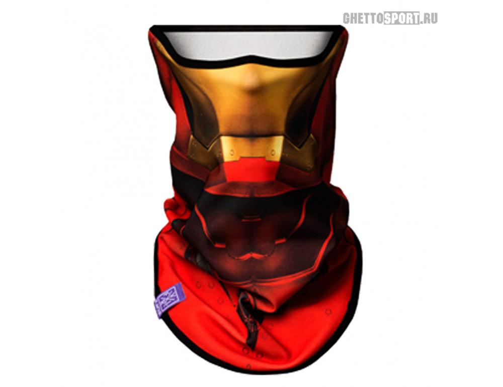 Бандана FLVR 2017 One Iron Man Red