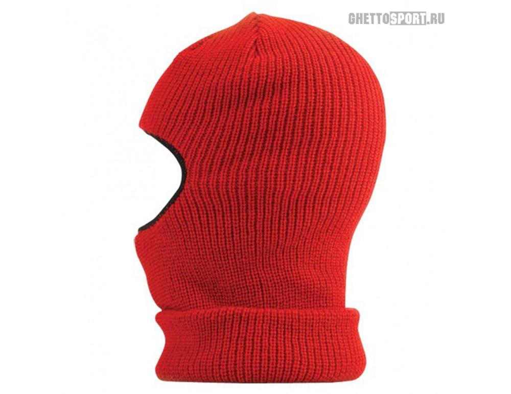 Балаклава POW 2014 Balaclava Mask Red