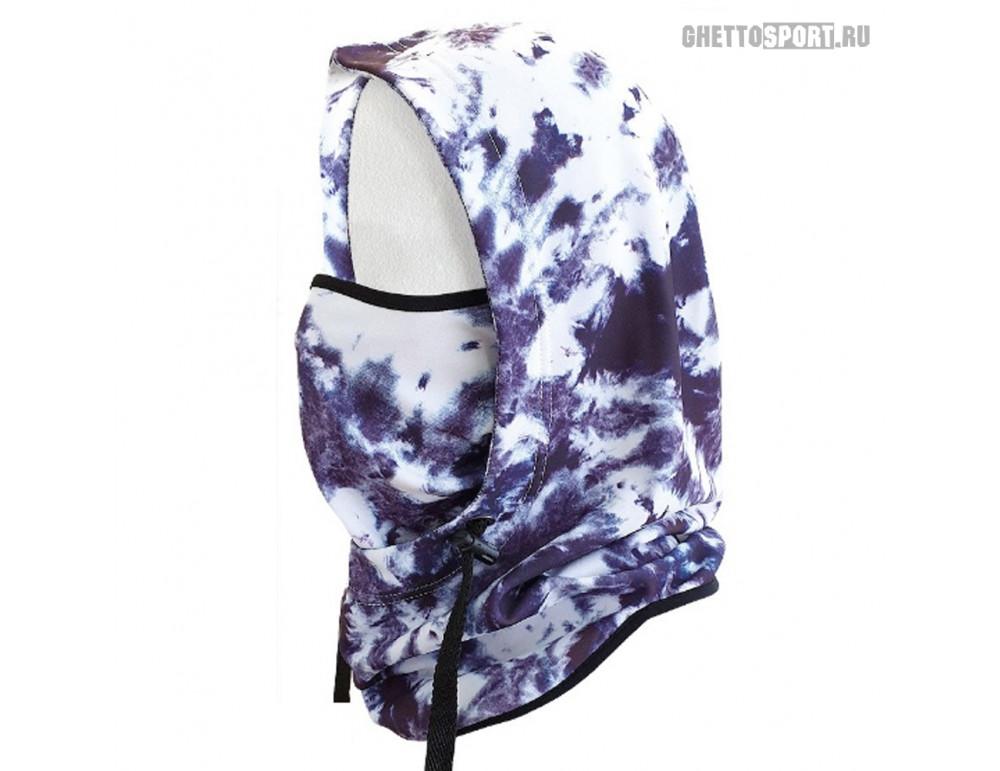 Капюшон Primo 2020 Cowl Print Tie Dye