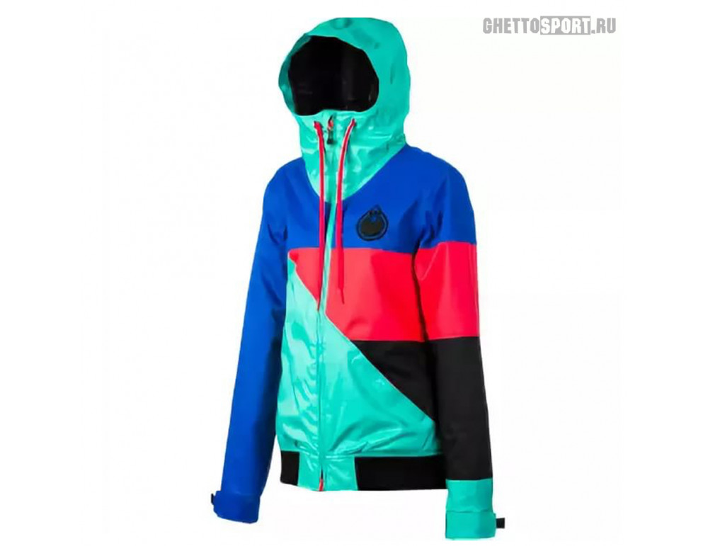 Куртка Nomis 2013 Spearmint Mint/Black/Pink RLZ XS