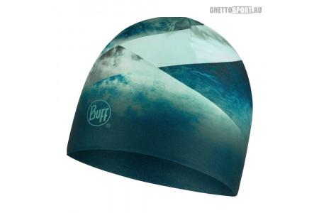 Шапка Buff 2021 Thermonet Reversible Hat Ethereal Aqua