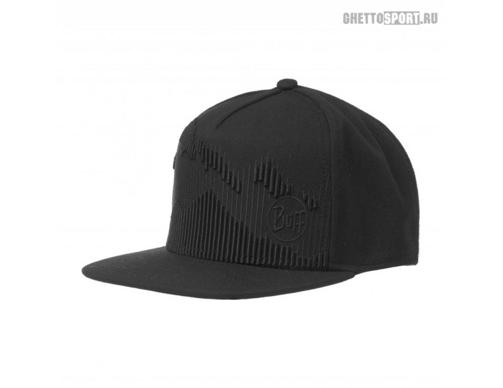 Кепка Buff 2019 Snapback Cap Lekan Black