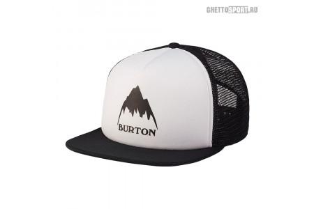 Кепка Burton 2020 Mb I-80 Snpbk Trkr Stout White