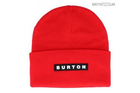 Шапка Burton 2020 All 80 Beanie Flame Scarlet