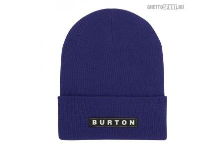 Шапка Burton 2020 All 80 Beanie Royal Blue