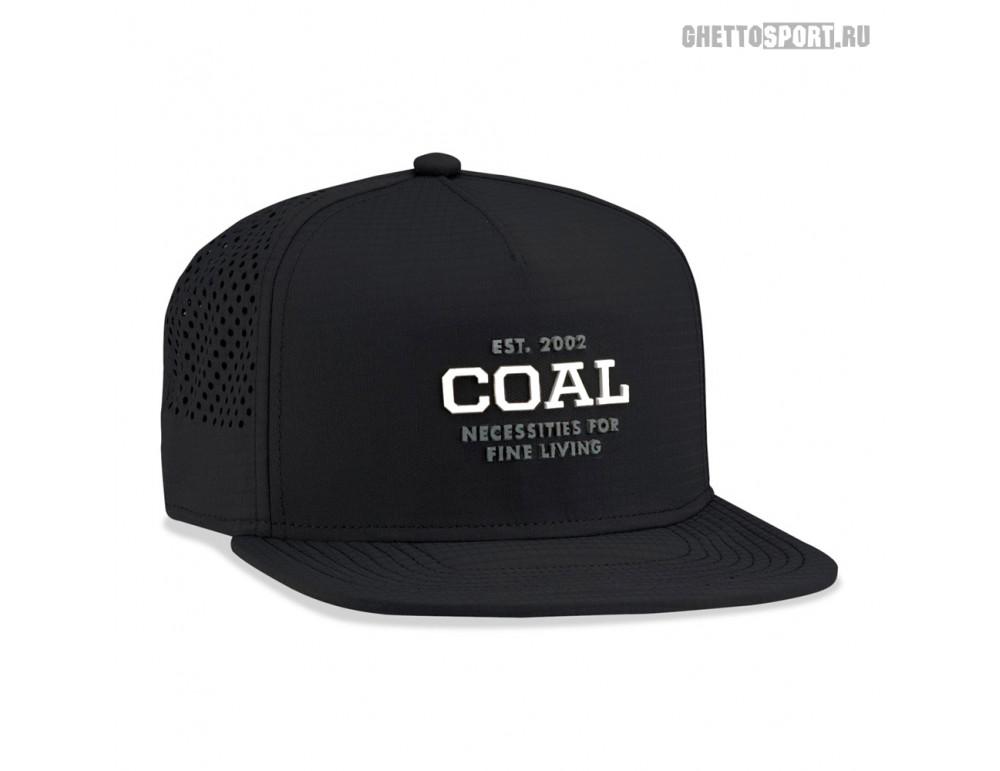 Кепка Coal 2020 The Meridian Black