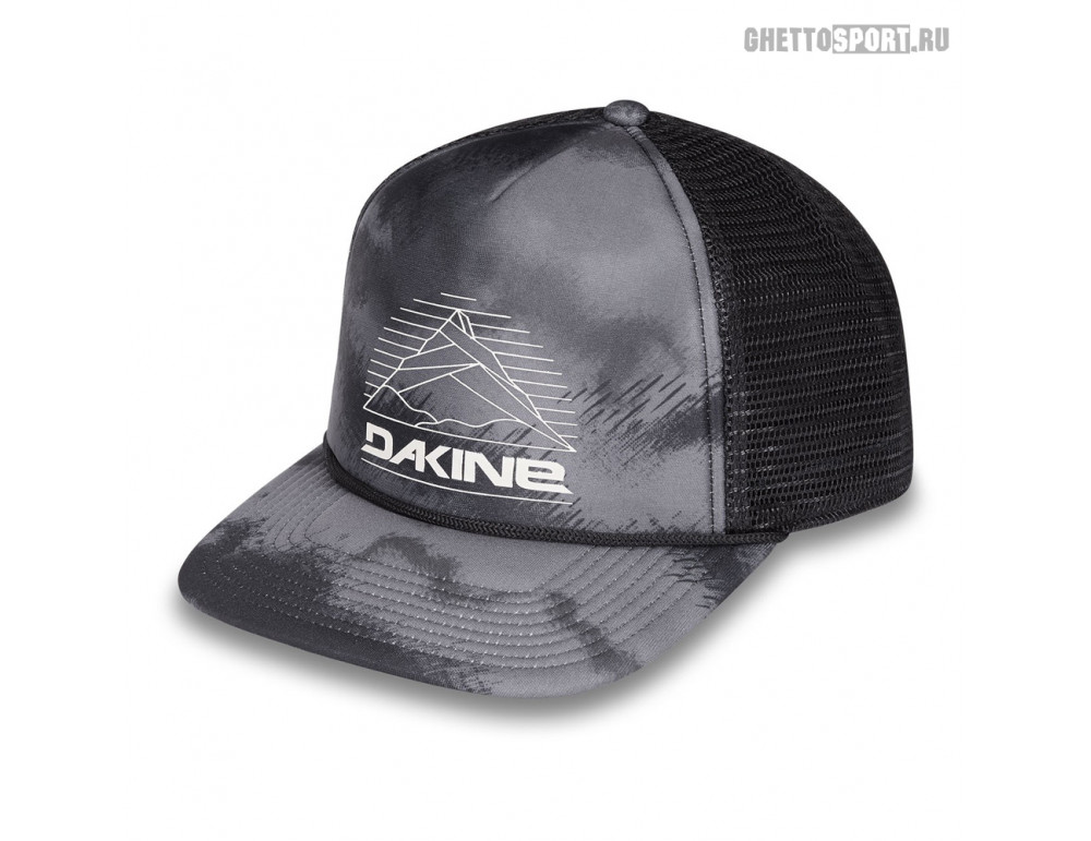 Кепка Dakine 2020 Mountain Lines Trucker Ashcroft Camo Black