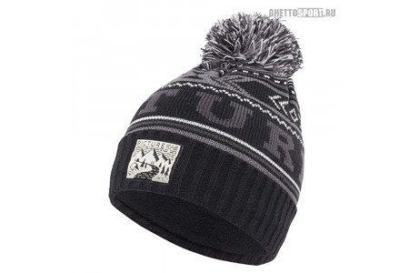 Шапка Picture Organic 2019 Donnie Beanie D Black
