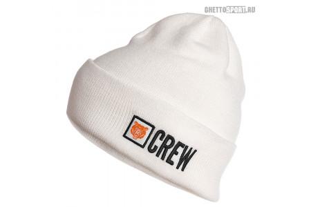 Шапка Terror Snow 2020 Crew White
