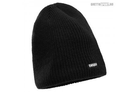 Шапка Thirty Two 2015 Crook Slouch Beanie Black
