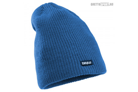 Шапка Thirty Two 2015 Crook Slouch Beanie Enamel Blue