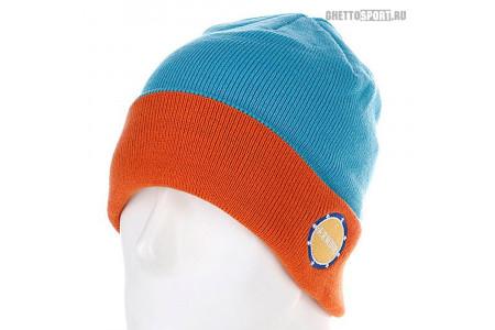 Шапка Armour 2014 Park Beanie Blue/Orange