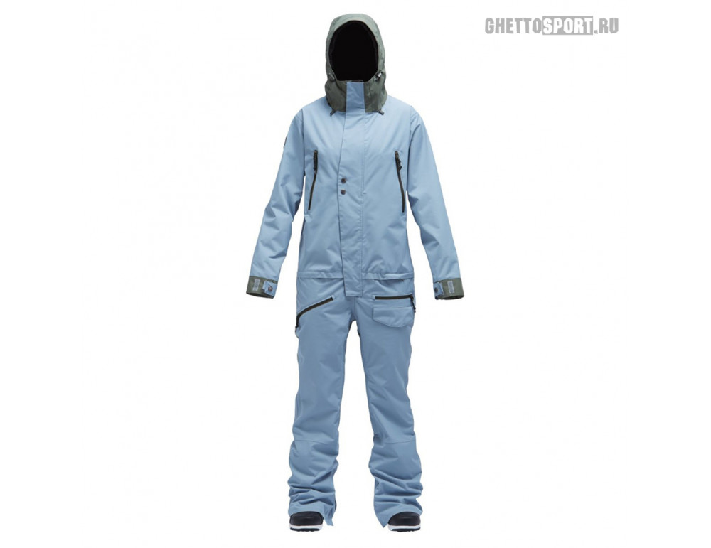 Комбинезон Airblaster 2018 Freedom Suit Storm Blue S