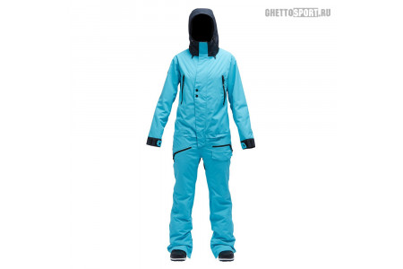 Комбинезон Airblaster 2018 Insulated Freedom Suit Gnu Blue XS