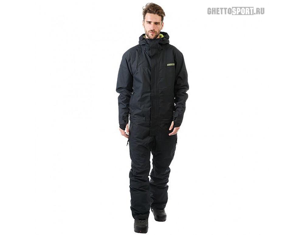 Комбинезон Airblaster 2018 Insulated Freedom Suit Hot Black M