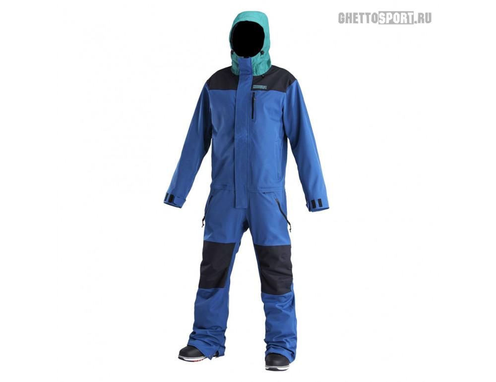 Комбинезон Airblaster 2019 Freedom Suit Gnu Blue S