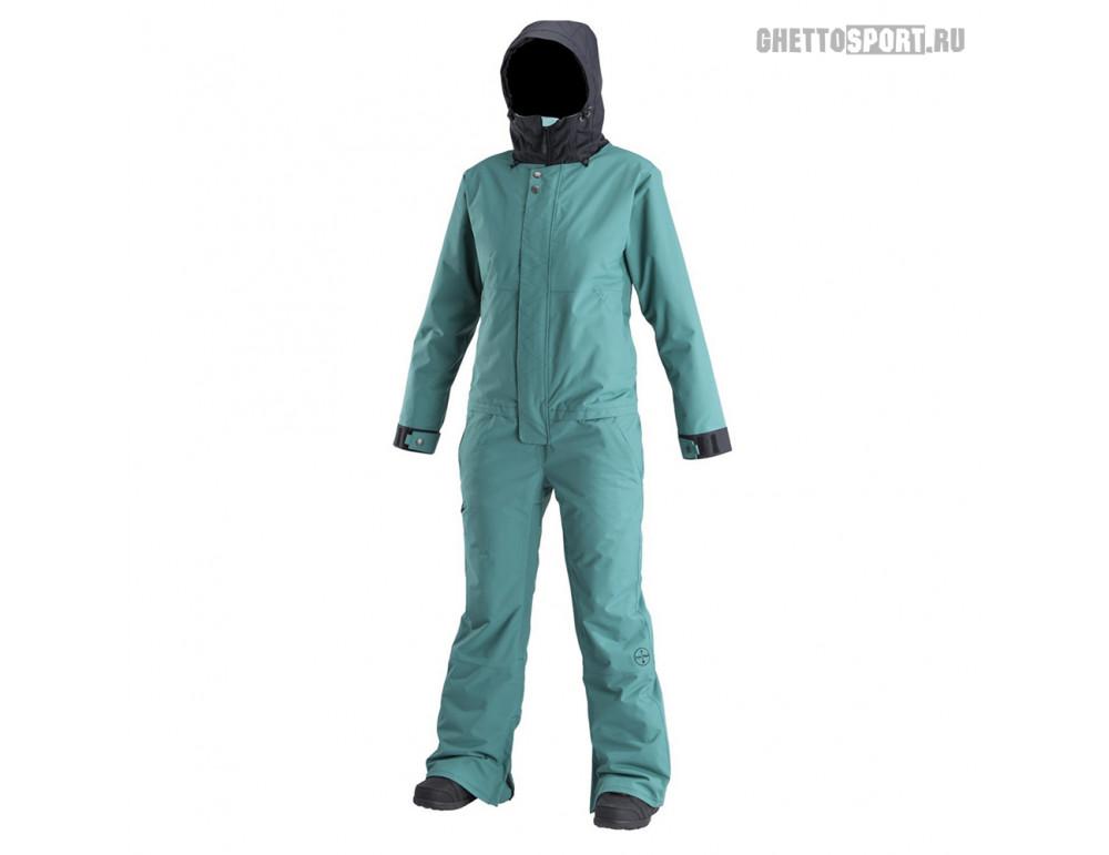 Комбинезон Airblaster 2019 Insulated Freedom Suit Gnu Hot Teal M