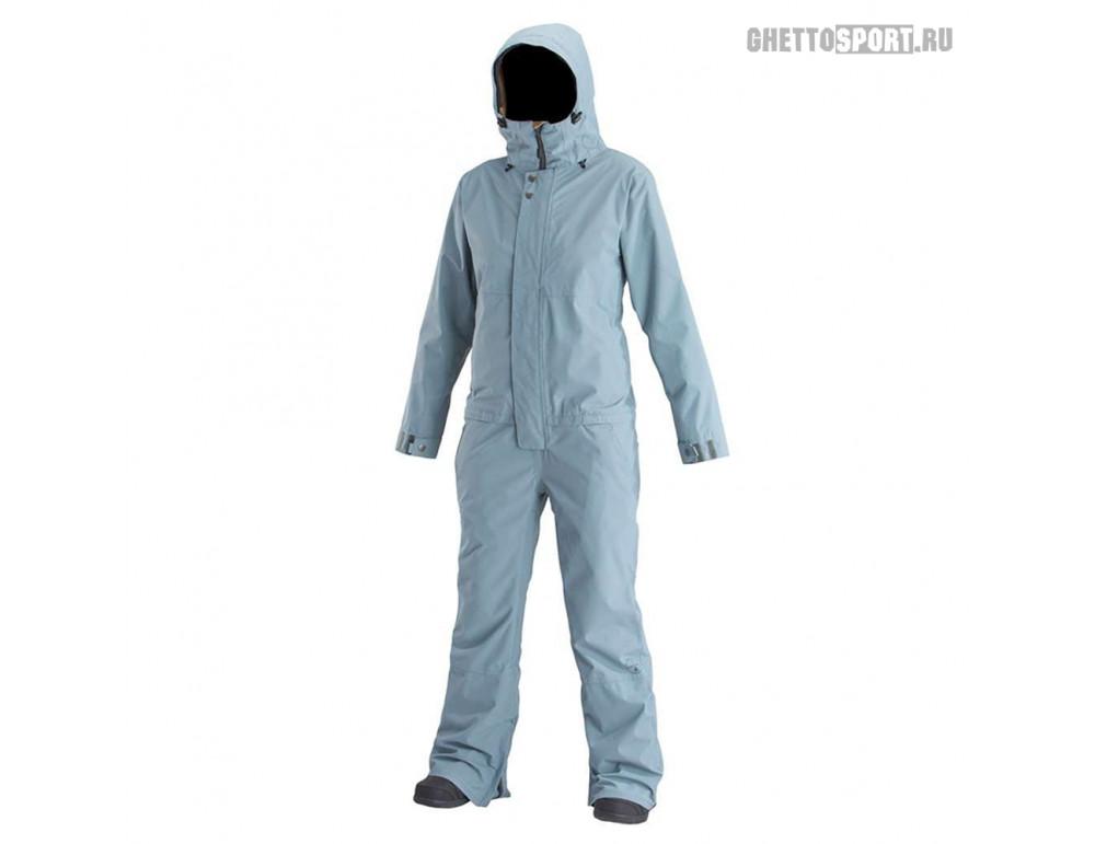Комбинезон Airblaster 2019 Sassy Beast Suit Storm Blue S