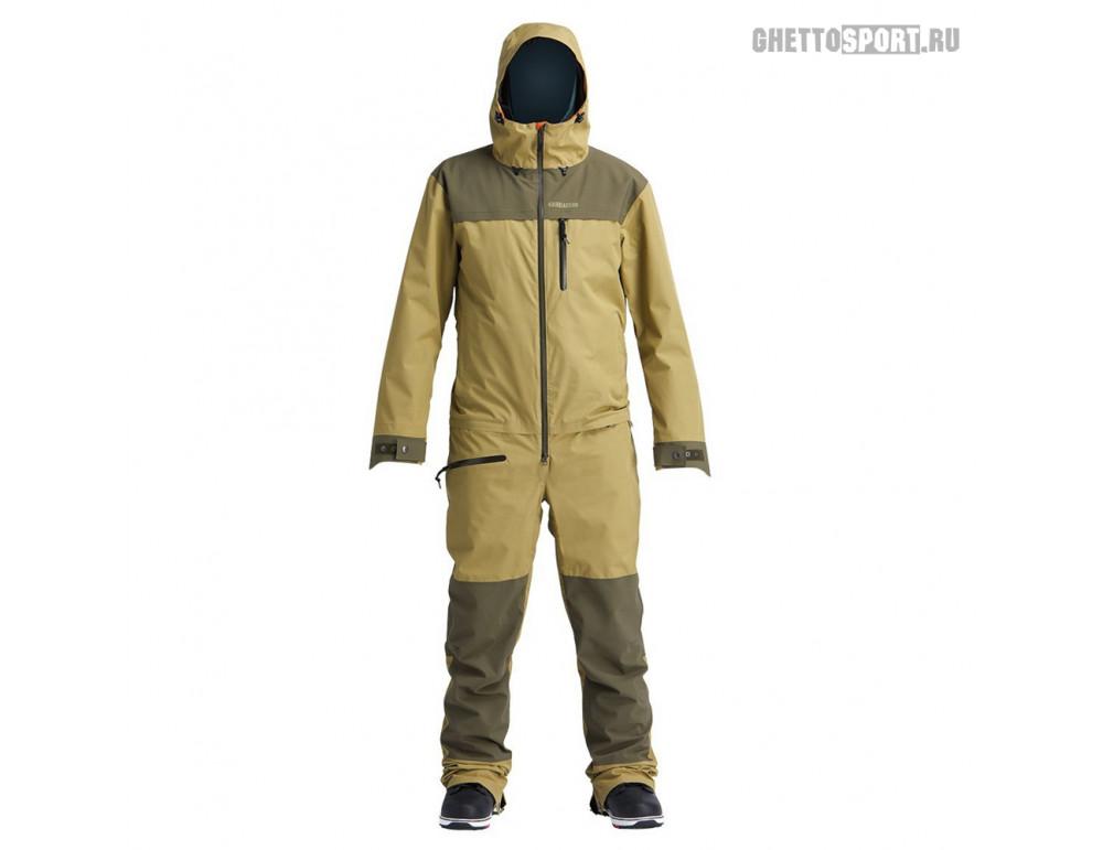 Комбинезон Airblaster 2020 Beast Suit Herb