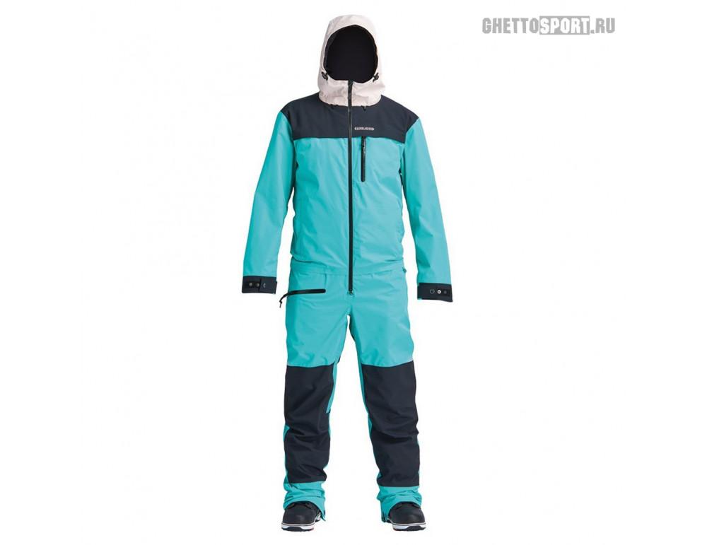 Комбинезон Airblaster 2020 Beast Suit Turquoise