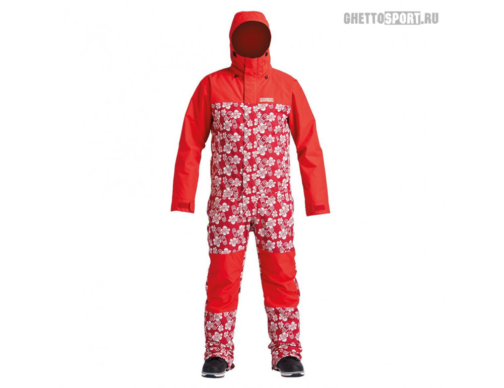 Комбинезон Airblaster 2020 Insulated Freedom Suit Terry Bahama