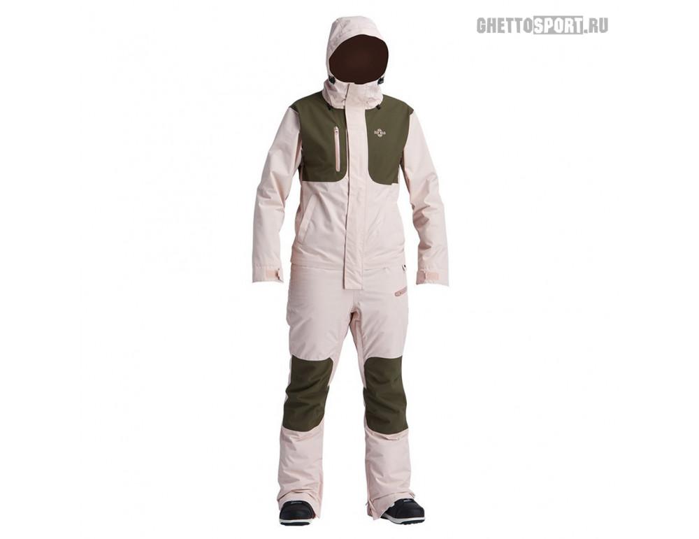 Комбинезон Airblaster 2020 Sassy Beast Suit Blush Surplus