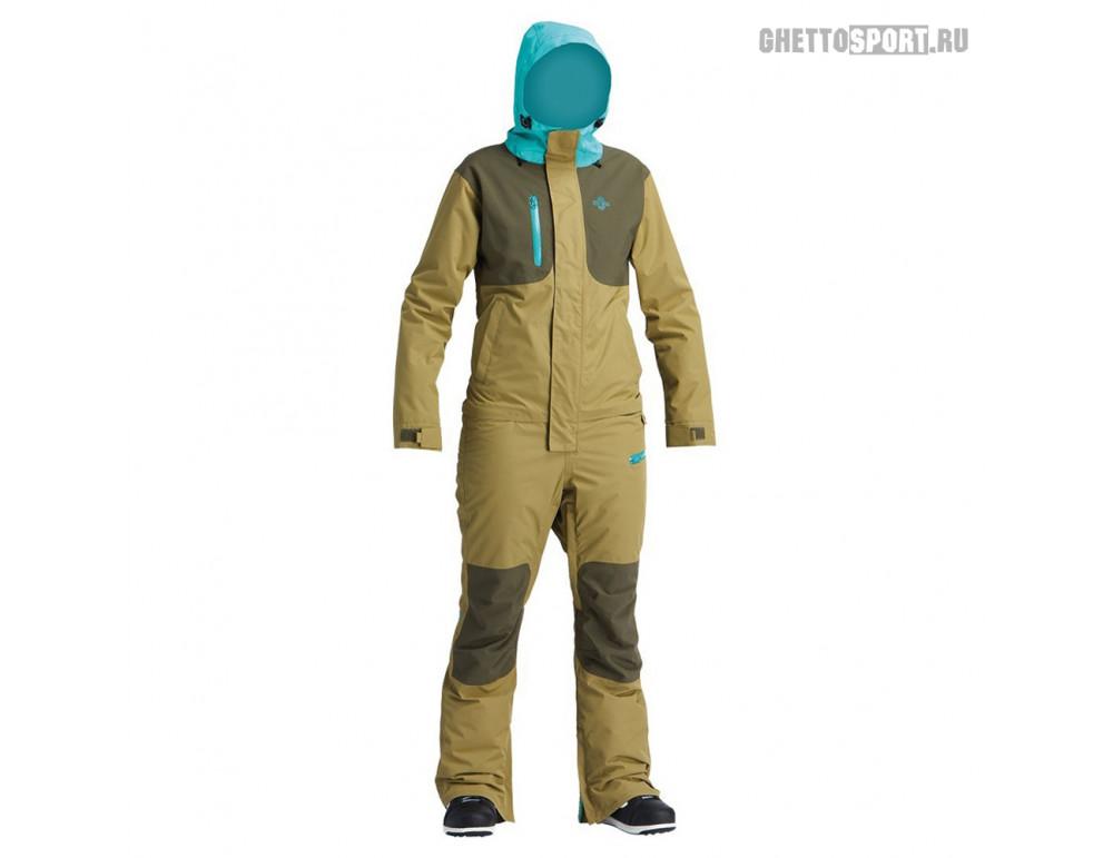 Комбинезон Airblaster 2020 Sassy Beast Suit Herb