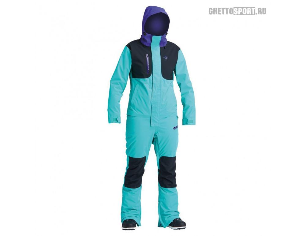 Комбинезон Airblaster 2020 Sassy Beast Suit Turquoise