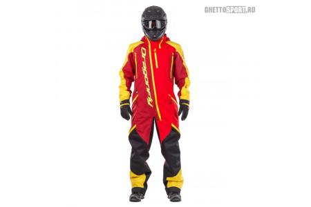 Комбинезон Dragon Fly 2019 Extreme Red/Yellow