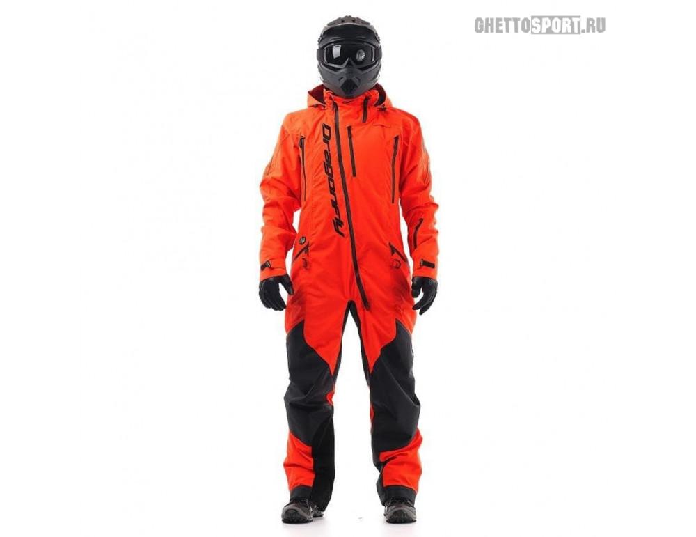 Комбинезон Dragon Fly 2020 Extreme Acid Orange