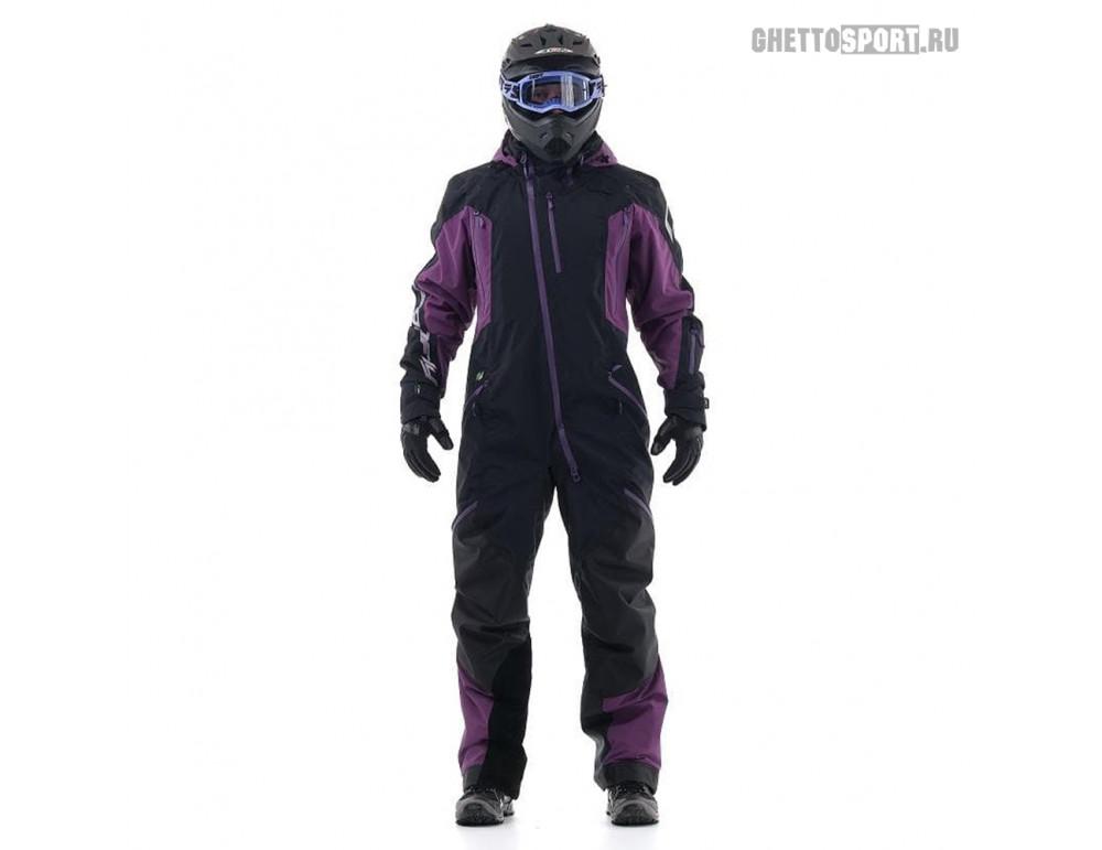 Комбинезон Dragon Fly 2020 Extreme Black/Purple