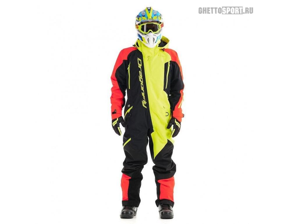 Комбинезон Dragon Fly 2020 Extreme Red/Yellow Fluo