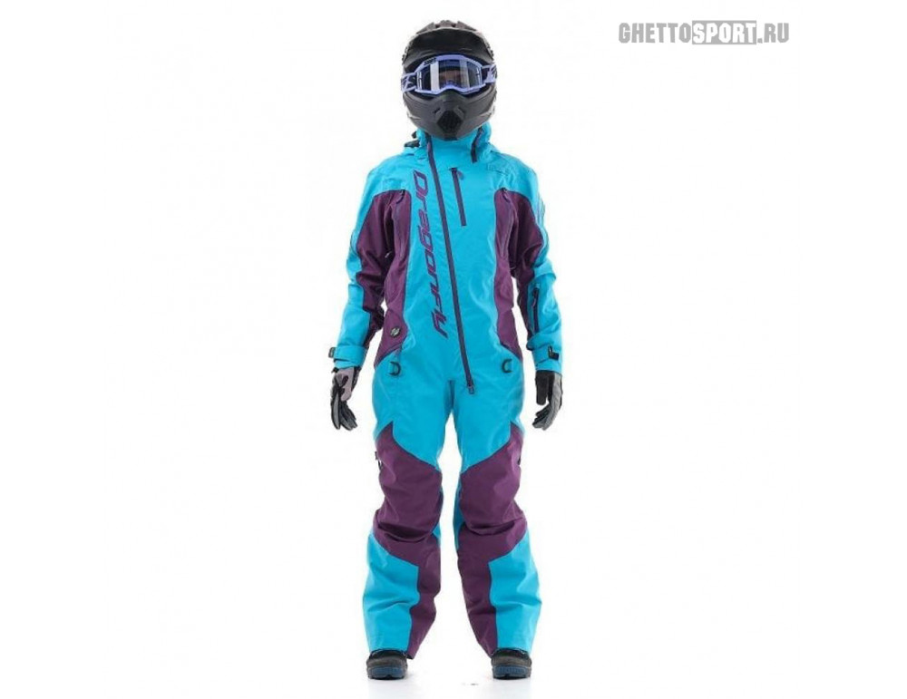 Комбинезон Dragon Fly 2020 Extreme Woman Blue/Purple M