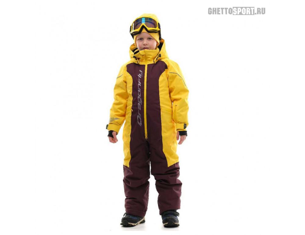 Комбинезон Dragon Fly 2020 Junior Purple/Yellow