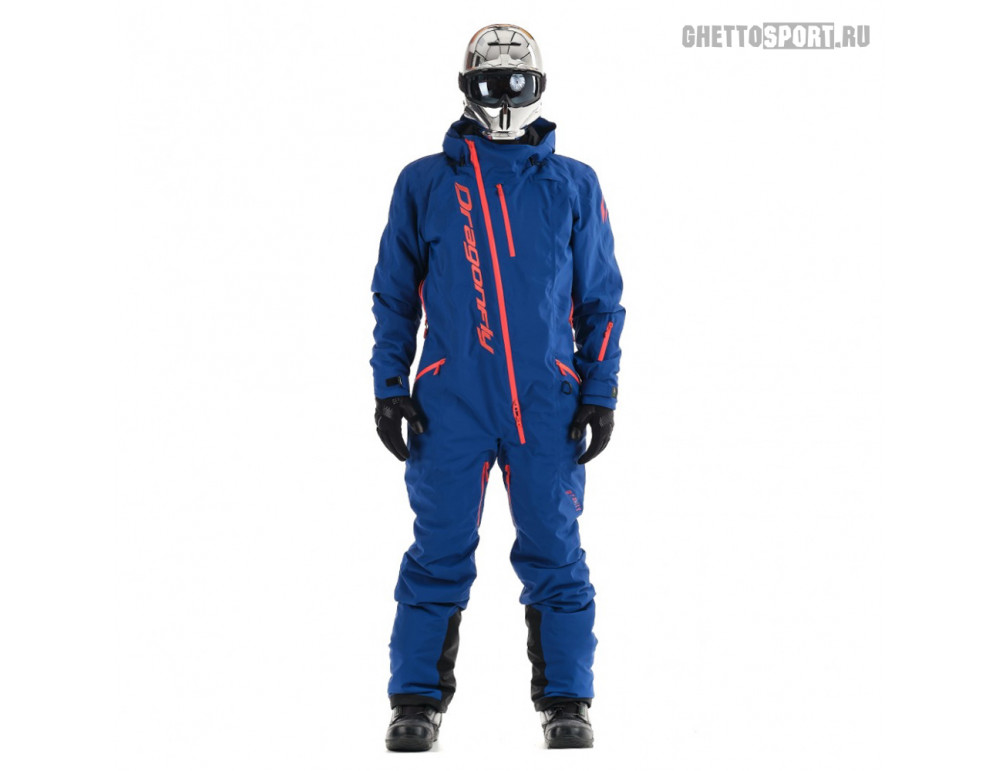 Комбинезон Dragon Fly 2020 Ski Basic Man Blue