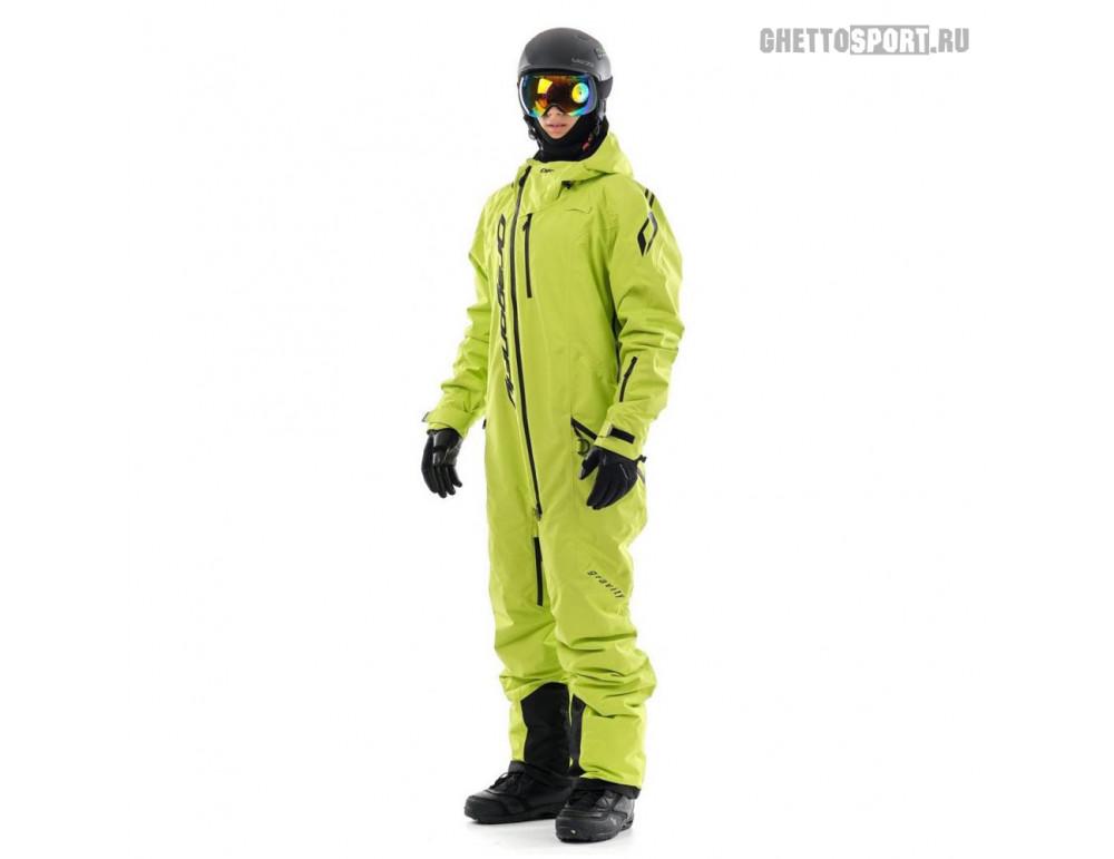 Комбинезон Dragon Fly 2020 Ski Basic Man Green