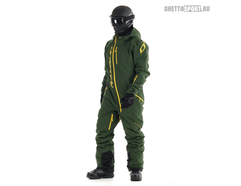 Комбинезон Dragon Fly 2020 Ski Basic Man Khaki