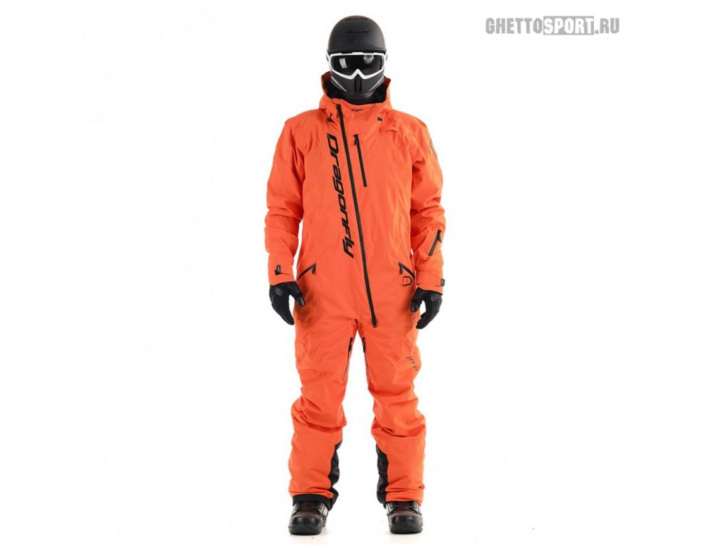 Комбинезон Dragon Fly 2020 Ski Basic Man Orange