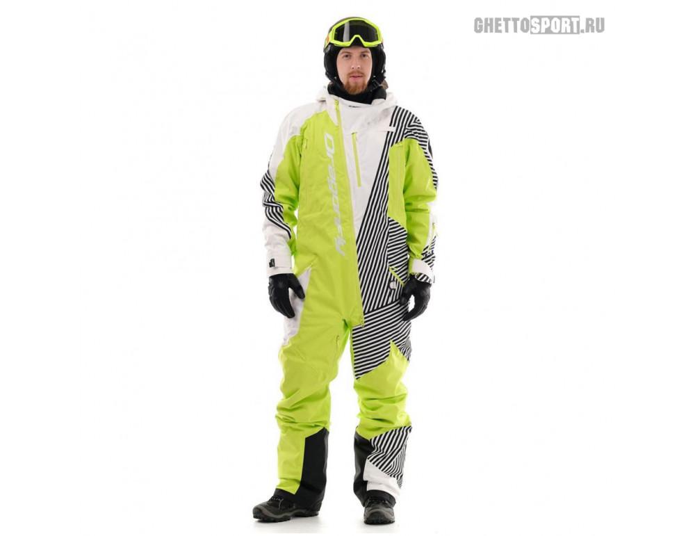 Комбинезон Dragon Fly 2020 Ski Premium Man Green/White