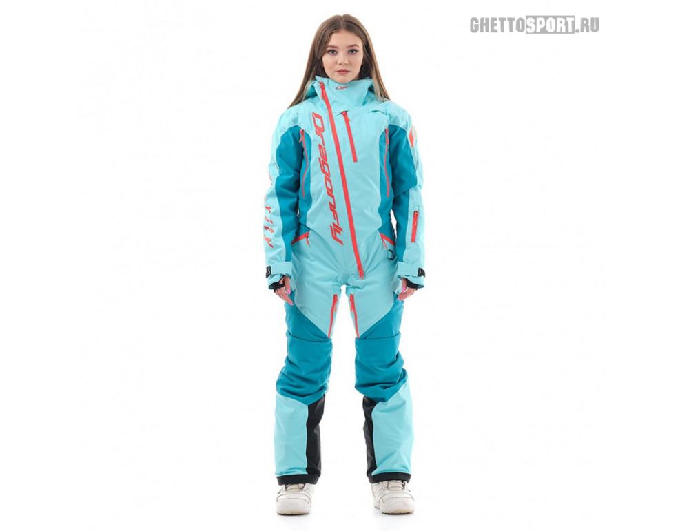 Комбинезон Dragon Fly 2020 Ski Premium Woman Baltic M
