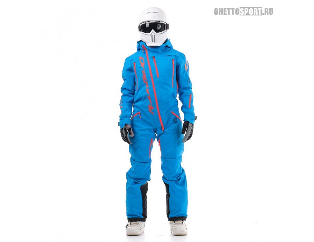 Комбинезон Dragon Fly 2020 Ski Premium Woman Blue