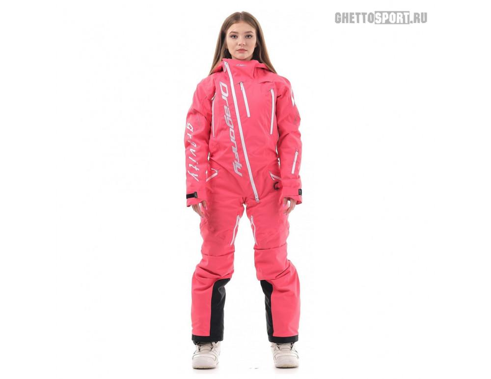 Комбинезон Dragon Fly 2020 Ski Premium Woman Pink
