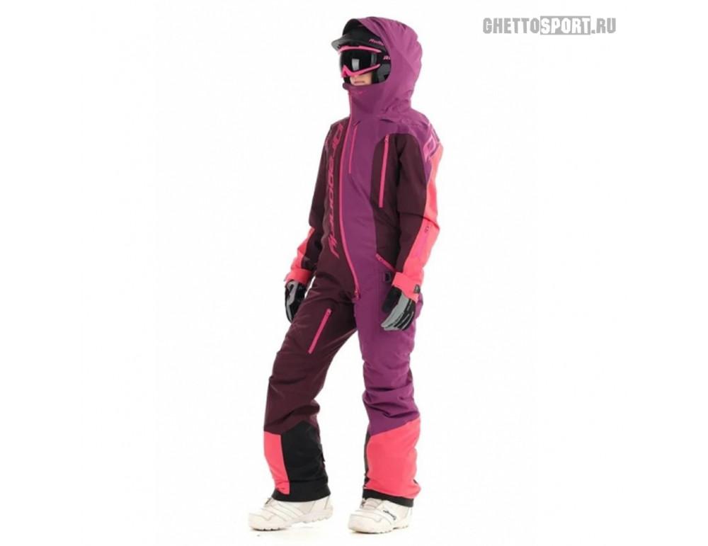 Комбинезон Dragon Fly 2020 Ski Premium Woman Purple/Brown