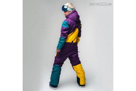 Комбинезон Everrest 2020 Snow W19 Purple Sun
