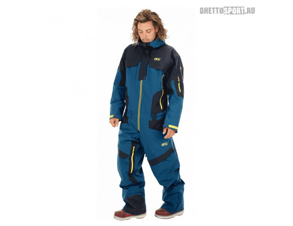 Комбинезон Picture Organic 2019 Explore Suit C Petrol Blue