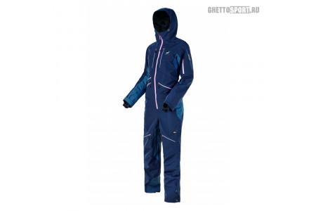 Комбинезон Picture Organic 2020 Explore Suit C Dark Blue/Red